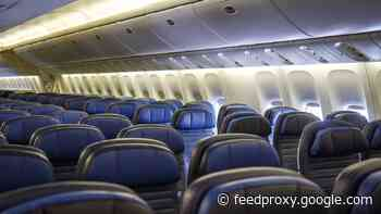 No plexiglass on planes, aircraft manufacturers say
