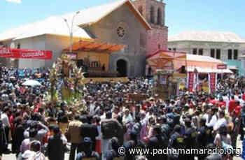 Yunguyo recuerda a su patrono Tata Pancho en el mes de octubre - Pachamama radio 850 AM