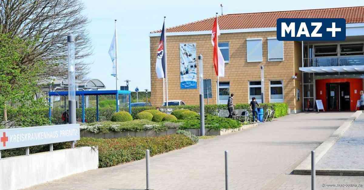 Besuchsverbot am Kreiskrankenhaus Prignitz in Perleberg - Märkische Allgemeine Zeitung