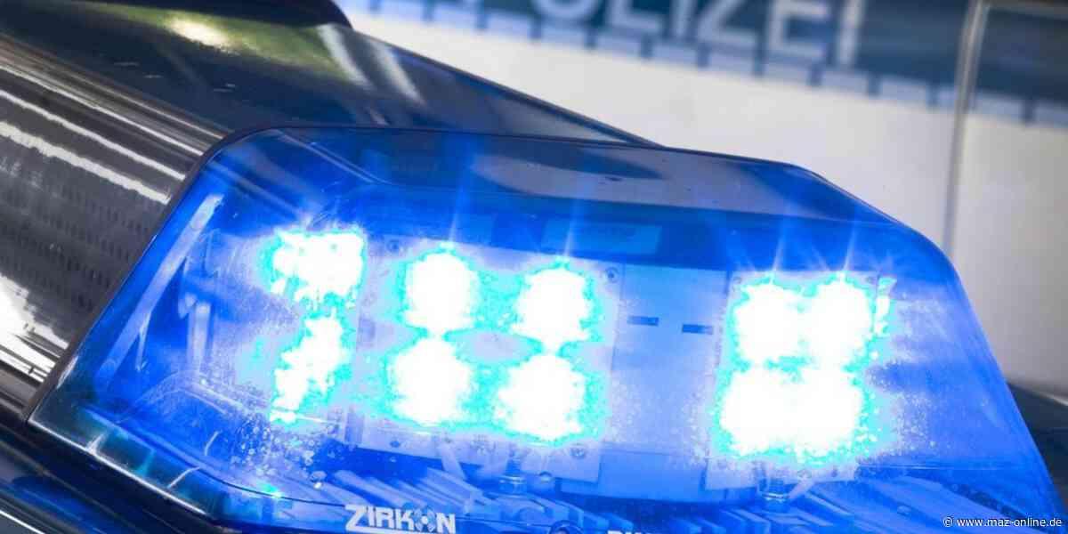 Perleberg: Vorfahrt missachtet – 42-Jährige muss ins Krankenhaus - Märkische Allgemeine Zeitung