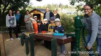 """""""Wasser marsch!"""" im Kindergarten Marienau Werneck - Main-Post"""