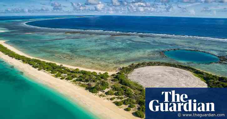 'Poisoning the Pacific': New book details US military contamination of islands and ocean