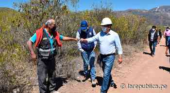 Cajamarca: 400 familias de Cajabamba se beneficiarán con el Programa Trabaja Perú - LaRepública.pe