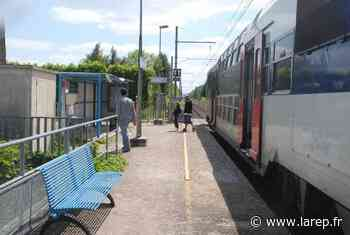 L'histoire d'un usager de la gare de Dordives qui ne demande qu'à pouvoir acheter un billet de train... - La République du Centre
