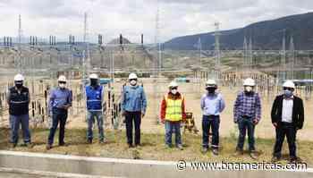 Nuevo sistema de transmisión Tabacundo (Pimampiro) – Imbabura reporta un avance del 85.35% - BNamericas