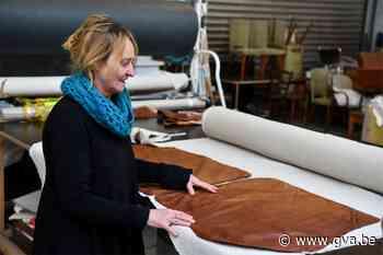Oude stoelen worden hippe meubels: zo herstofferen moeder en zoon designmeubelen - Gazet van Antwerpen