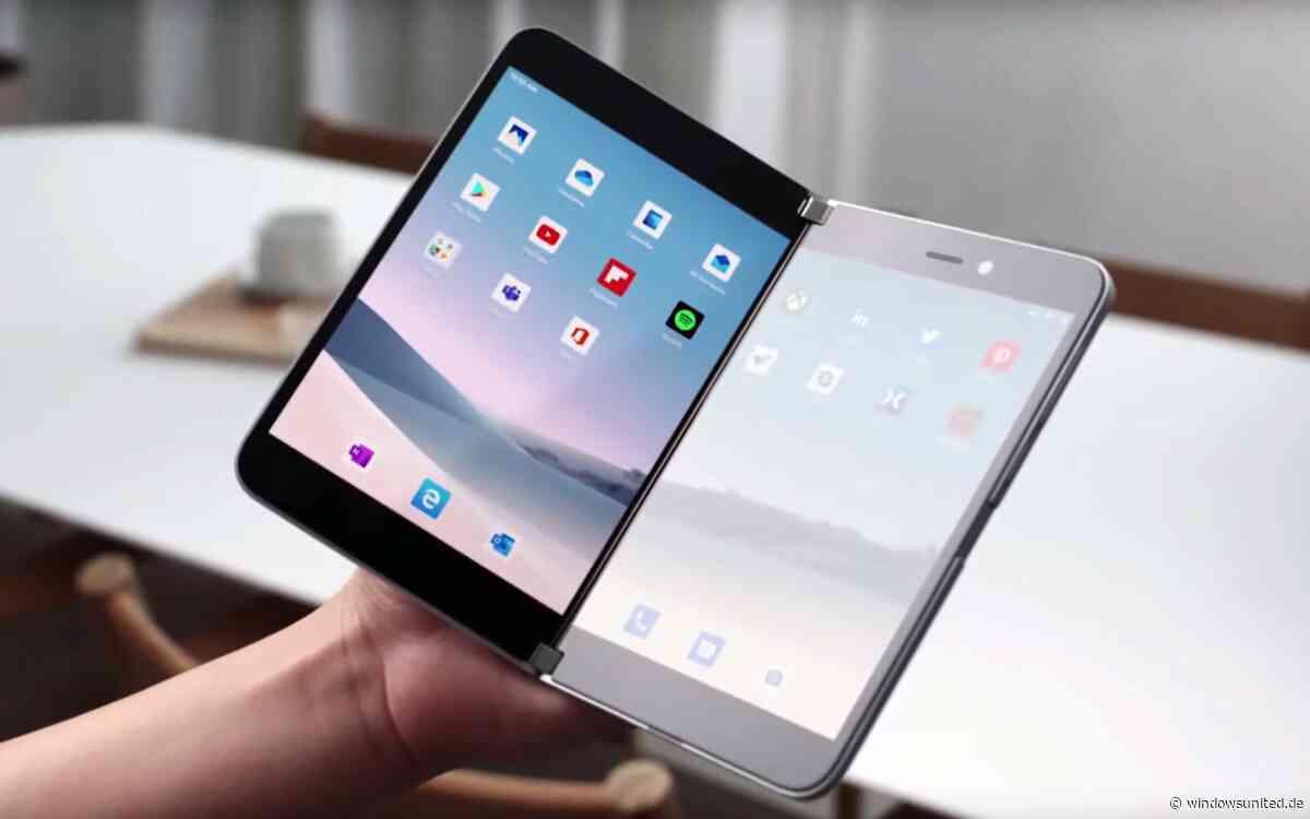 Surface Duo: Neue Probleme – Kunststoff wird gelb(lich) - WindowsUnited