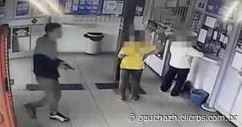 Suspeito de assalto à lotérica de Arroio dos Ratos é preso durante cerco da polícia - GaúchaZH