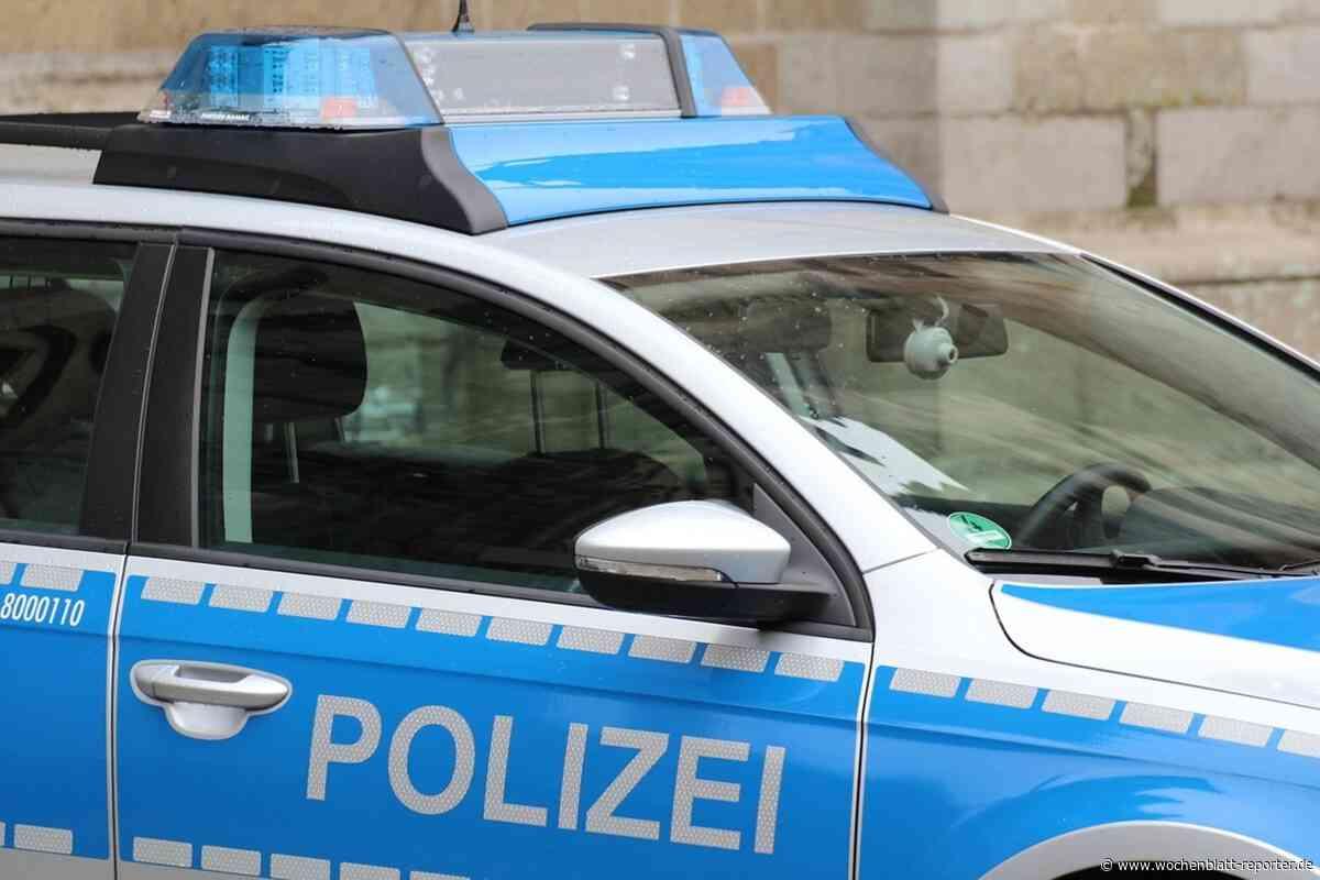 """Kontrolle auf Grundstück in Wolfstein: Grundstück ist im """"Selbacher Weg"""" - Wochenblatt-Reporter"""
