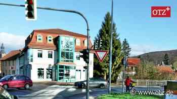 Landkreis bleibt bei Grünpfeil-Verbot in Bad Berka - Ostthüringer Zeitung
