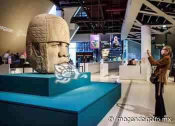 Orgullo de Texistepec y Sayula piezas olmecas exhibidas en Francia - Imagen del Golfo