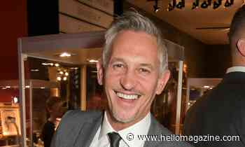 Gary Lineker's TV sparks hilarious comments - HELLO!