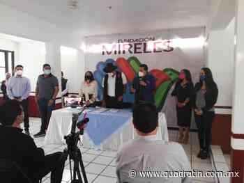 Inauguran en Jiquilpan oficinas de la Fundación Mireles - Quadratín - Quadratín Michoacán
