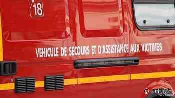 Yvelines. Guerville : spectaculaire accident sur l'A13, la circulation fortement ralentie - actu.fr