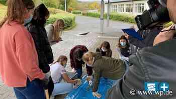 Gymnasium Netphen: Berliner Filmteam dreht mit der Ruanda AG - WP News