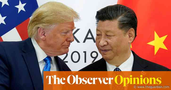 China's reckless ambition could be the biggest threat to a Biden victory