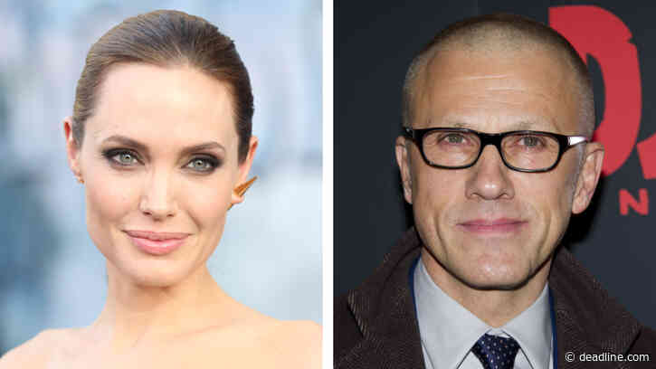 Angelina Jolie & Christoph Waltz In Talks For STX Drama 'Every Note Played' - Deadline
