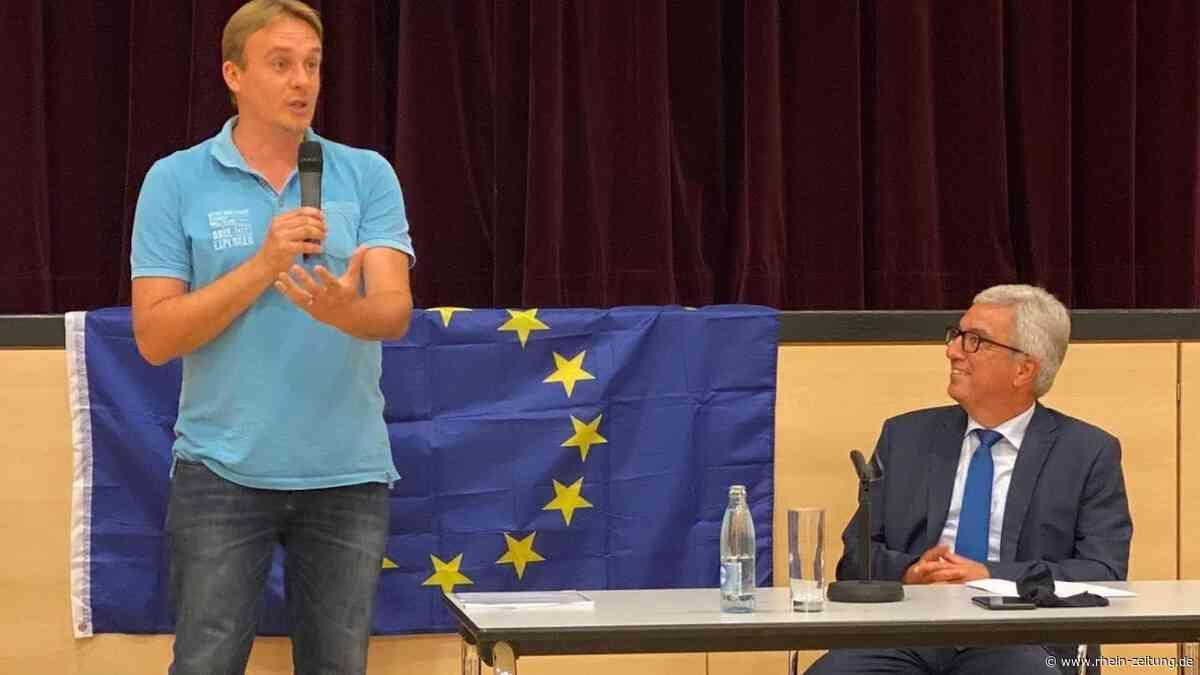 Minister Lewentz in Boppard: Buga 2029 ist eine Riesenchance für den Mittelrhein - Rhein-Zeitung