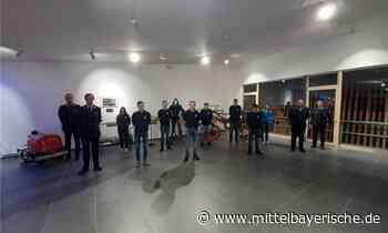 Viele Beförderungen bei der FFW Zandt - Region Cham - Nachrichten - Mittelbayerische