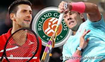 Novak Djokovic has potential Rafael Nadal advantage as he hints at French Open final plan