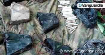 Hallan laboratorio para elaboración de explosivos en Timbiquí, Cauca - Vanguardia