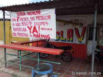 En La Jagua de Ibirico piden la reapertura de billares y discotecas - ElPilón.com.co