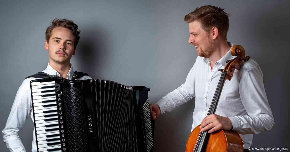 Kulturkreis präsentiert Konzert mit Julius Schepansky und Johann Caspar Wedell in Usingen - Usinger Anzeiger