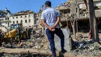 Nagorno-Karabakh ceasefire frays as Azerbaijan, Armenia allege attacks