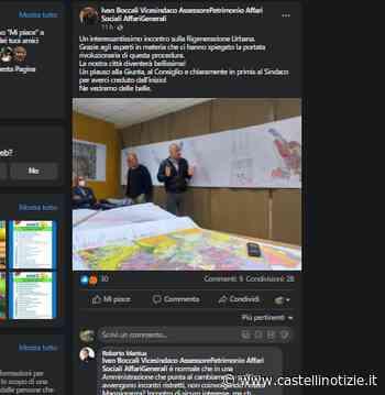 """Ciampino - Mantua, Castellani e Lanzi fuori dalle riunioni di maggioranza. Boccali: """"Progetto Comune un ostacolo per l'indirizzo politico"""" - Castelli Notizie - Castelli Notizie"""