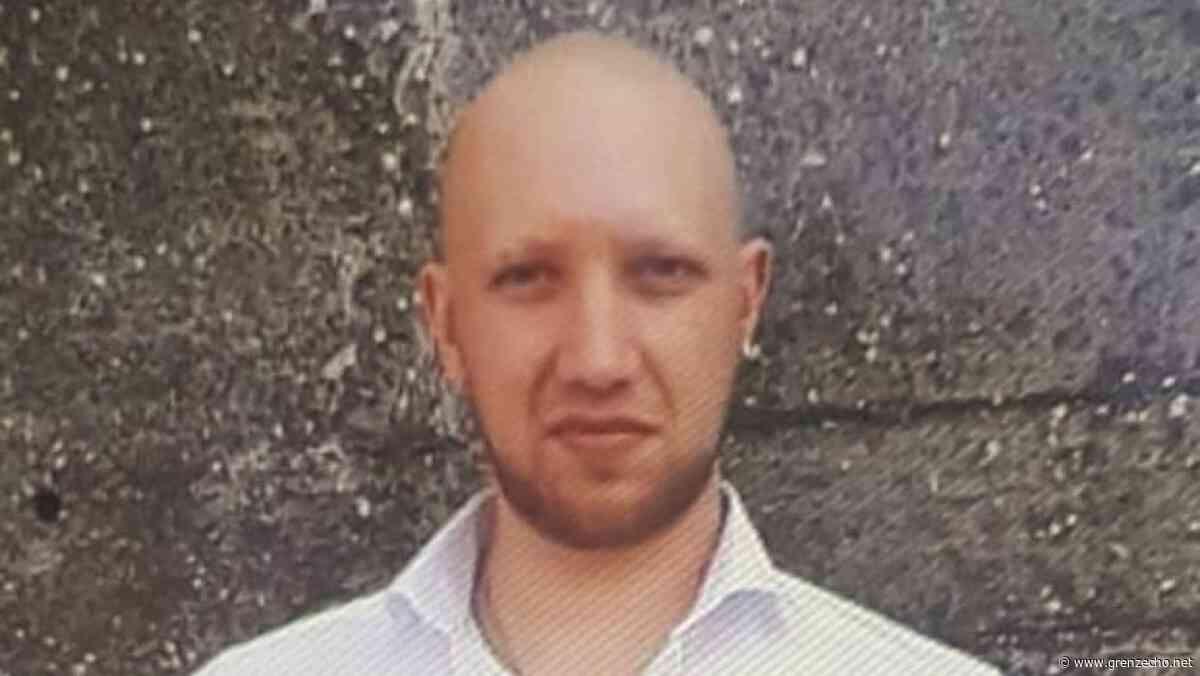 Vermisstenmeldung : Marco Erdweg vermisst - Wer hat ihn gesehen? - GrenzEcho.net