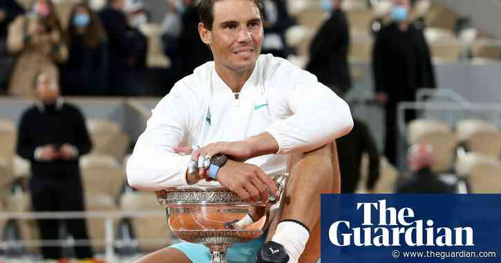 Roger Federer quick to congratulate Rafael Nadal on becoming level best | Tumaini Carayol