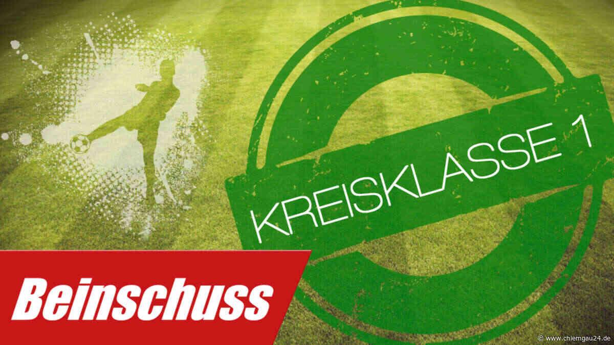 Kreisklasse 1: SV Schloßberg-Stephanskirchen – ASV Flintsbach, 2:3 - chiemgau24.de