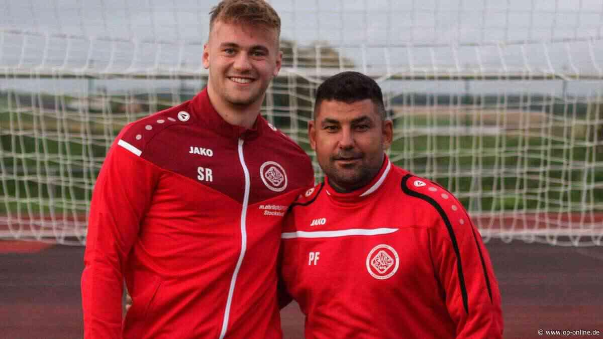 Kreisliga: Sebastian Röhlings ist der Goalgetter der Spvgg. Langenselbold - op-online.de