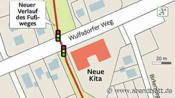 Abriss von Kita am Wulfsdorfer Weg in Ahrensburg startet - Hamburger Abendblatt