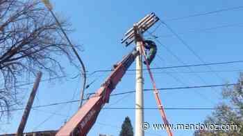 Hoy habrá cortes de luz en la Ciudad de Mendoza - Mendovoz