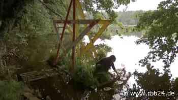 Video | Von Berlin nach Kloster Lehnin: Künstlerischer Freiraum auf dem Lande - rbb24