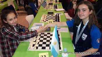 Dos integrantes de la Escuela de Ajedrez de Villa Martelli participarán de las olimpiadas virtuales - SMnoticias