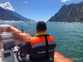 La Guardia Costiera saluta la postazione estiva di Nago Torbole - Garda Notizie