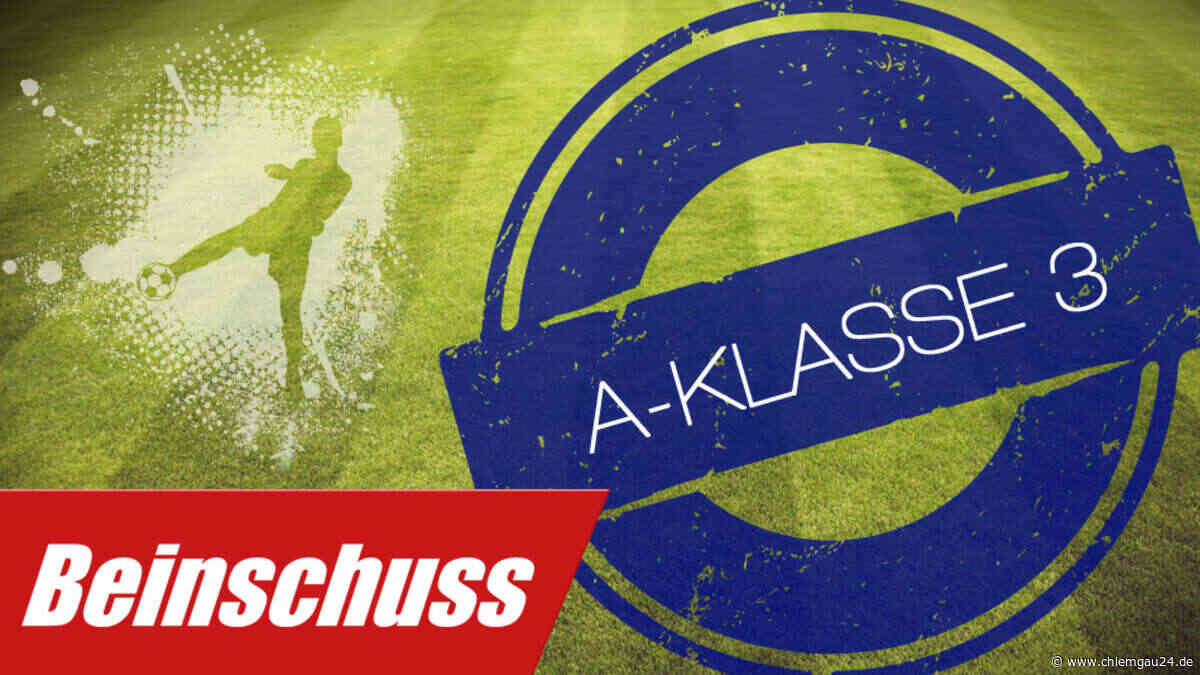 A-Klasse 3: TSV 1880 Wasserburg II – TSV Soyen (Samstag, 15:00 Uhr) - chiemgau24.de