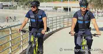 Carry-le-Rouet : la patrouille VTT de la police municipale a pris du service - La Provence