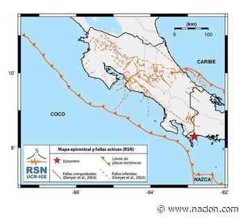 A casi 16 meses del temblor de Puerto Armuelles, la frontera sur no deja de moverse - La Nación Costa Rica