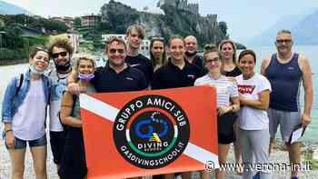 Diving WWF Sub a Bardolino per pulire i fondali del lago di Garda - Verona In