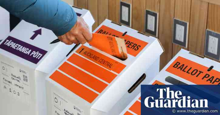 New Zealand's MMP electoral system: what is it and how does it work?