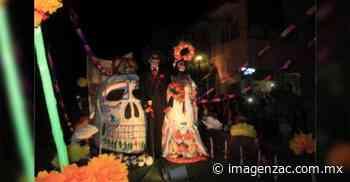 Cancelan desfile de Día de Muertos en Jalpa - Imagen Zacatecas - Imagen de Zacatecas, el periódico de los zacatecanos
