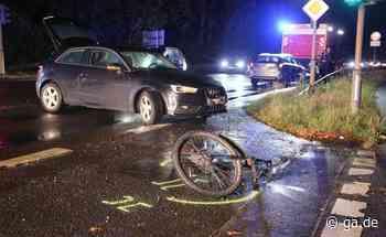 Unfall: Radfahrerin in Wachtberg schwer verletzt - General-Anzeiger Bonn