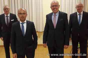 Volksbanken Elsen-Wewer-Borchen und Ahden-Wewelsburg fusionieren: Kleine Banken tun sich zusammen - Westfalen-Blatt