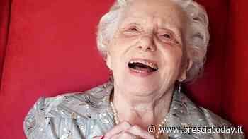 Addio a nonna Emma, decana della nostra provincia: aveva 109 anni - BresciaToday