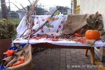 Herbstliches Treiben in der Kita Stromberg - NR-Kurier - Internetzeitung für den Kreis Neuwied