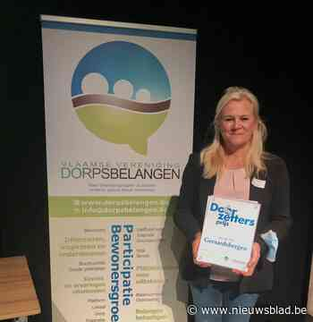 Geraardsbergen krijgt de Doorzettersprijs (Geraardsbergen) - Het Nieuwsblad