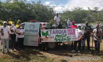 Exitosa jornada ambiental cumplieron funcionarios en Tarqui - lavozdelaregion.co
